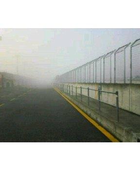 濃霧のもて耐公開練習