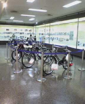 浜松市博物館、オートバイ列伝