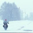 1998 厳寒の北海道