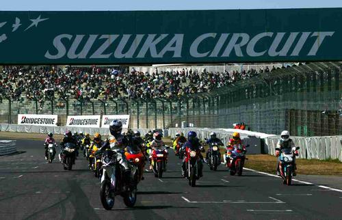 Suzuka2&4 Ladies Parade
