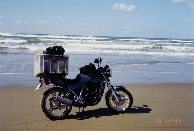 日本一周~千里浜なぎさドライブウェイ